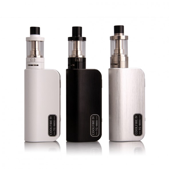 Electronic Cigarettes INNOKIN COOL FIRE IV T C KIT