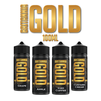 BOWMANS GOLD NEW 120ML SHORT FILL
